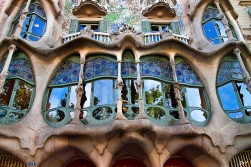 GAUDÍ´S LA PEDRERA AND CASA BATTLÓ 4 HOUR PRIVATE WALKING TOUR